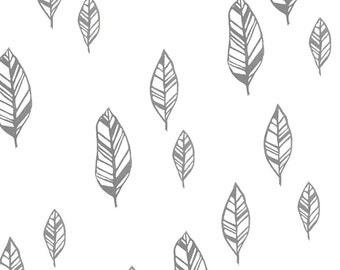 Set of Leaves Rubber Stamps   017097