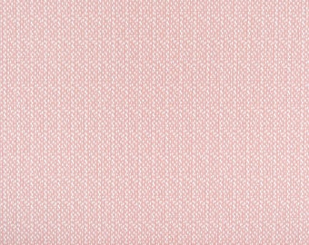 Shower curtain Slub Canvas Blush Pink White. Fabric shower curtain. long shower curtain Extra wide shower curtain Custom shower curtain