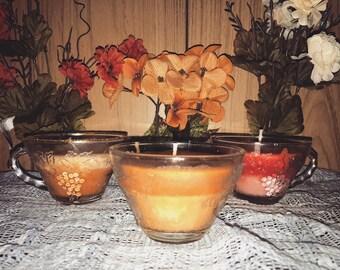 Caramel Latte Candles