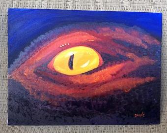 Dragon's eye (Original)