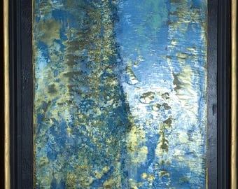 Beaded Blue