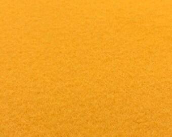 Gold Felt Sheets - 6 pcs - Rainbow Classic Eco Fi Craft Felt Supplies