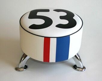 Herbie 53 footstool