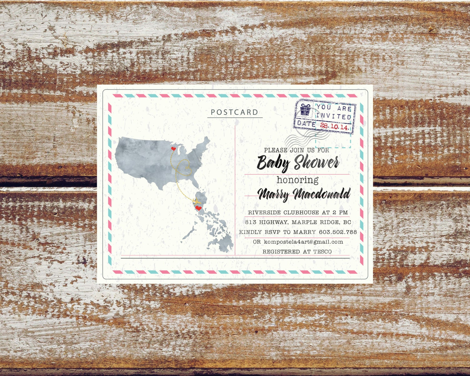 Travel baby shower invitation travel theme baby shower welcome