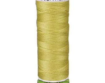 Lime Green Gutermann Recycled Polyester Thread (GT334)