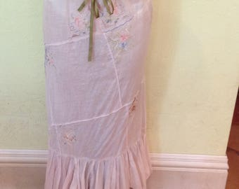 Claudette Hankerchief Skirt One of a Kind