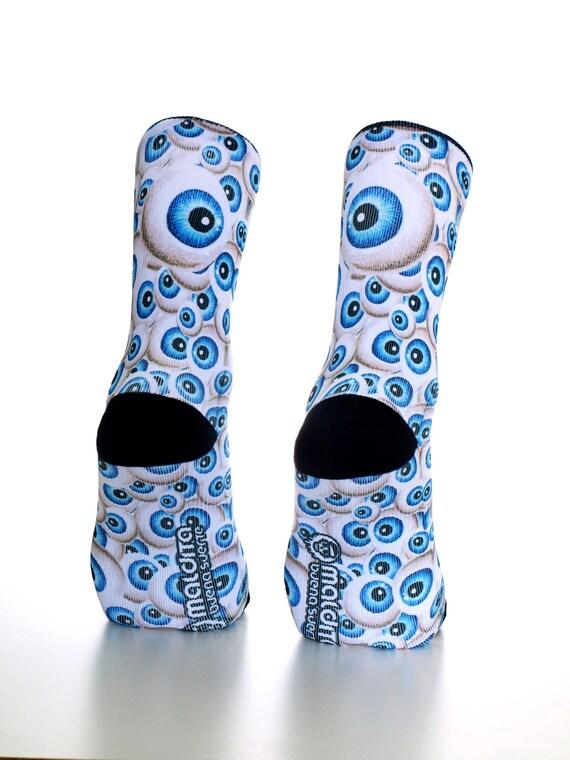 MBS Socks 13 BLUE EYES