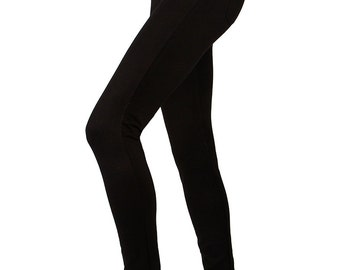 BLACK TIGHT JEANS - Jeans Tights - Jeggings - Dance wear - Lycra Jeans - Street Wear - Sport wear - Active Wear - High Quality Cotton Lycra