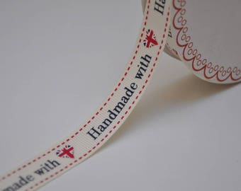 Berties bows Handmade with ribbons - 16mm width
