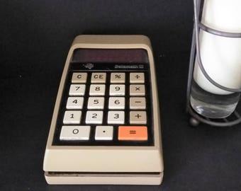 Vintage Calculator  DATAMATH  2