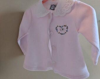 Little Lindsey Vintage Infant Sweater