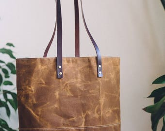 Everyday Tote in Brush