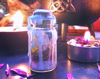 Peace & Protection Spell Jar - Blessed byCelestite