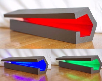 Modern Lamp MULTI-COLOR LED