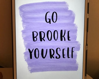One Tree Hill- Go Brooke Yourself