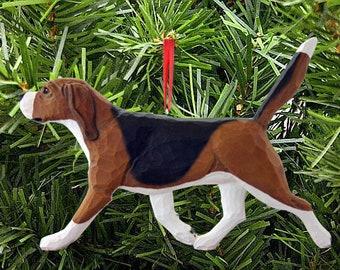Beagle Ornaments-Dog Breed Ornaments-Beagle Ornaments-All Coat Colors Possible