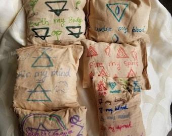 Aromatherapy Pillows: Alchemy
