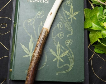 Moose Wood  Maple Wand - Spiritual Development - for Pagans, Witches and Wiccans, Witchcraft
