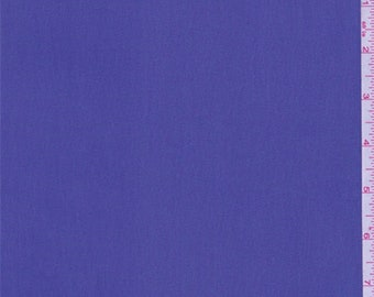 Violet Blue Chiffon, Fabric By The Yard