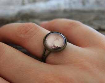 Pluto Ring, Pluto, Planet Pluto, Pluto New Horizons, Pluto Jewelry, Solar System Ring, Space Ring, Planet Ring, Space, Galaxy Ring, Cosmos