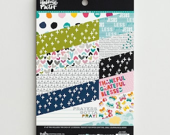 Illustrated Faith Paper Bible Journaling Pad Item #1407