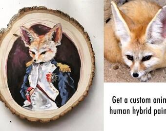 Custom Animal Painting
