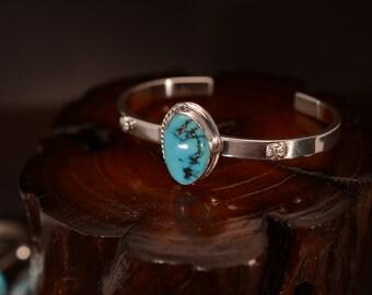 Mother's Sleeping Beauty Turquoise Bracelet