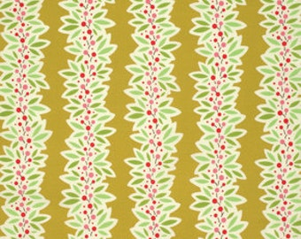 Ginger Snap by Heather Bailey for Free Spirit - Garland - Ginger - 1/2 yard cotton quilt fabric 516