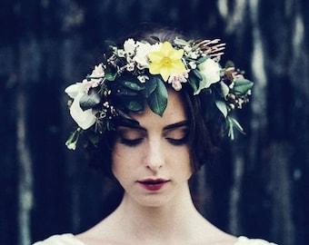"Daffodil perfume, Natural Perfume oil ""Poetes Fleur"" Floral, Green, Rare Jonquilla, Poeticus, Soil, Aromatherapy, Essential oils 3 ml vegan"