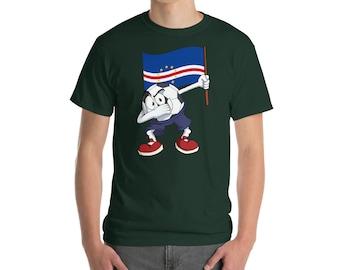 Cabo Verde Soccer T-Shirt