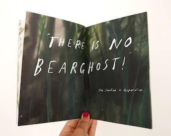BEARGHOST   A short story by Faye Moorhouse   ZINE