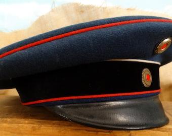 German Officers Schirmutze for Baden Dragoner-Regiment Nr 22  (collection ID 33-318)