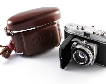 Kodak Retina Ib with 50mm 1:2,8 Heligon C