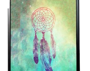 Colorful Nebula Dream Catcher For iPad 2/3/4, iPad Mini 1/2 and iPad Air
