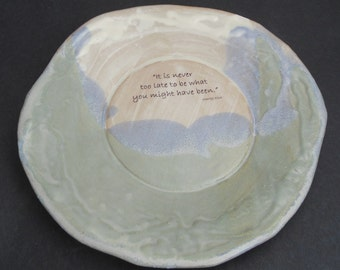 Quotation Platter