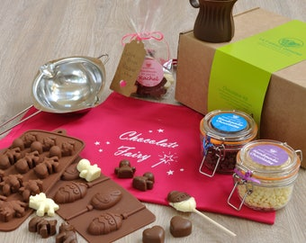 Chocolate Fairy's 6 Monthly Choc Subscription, choc lover, chocolate gift girl queen, I love chocolate, make my own chocs, chocolate present