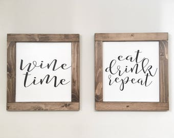 Rustic Wooden Picture Frame Rustic Frame Clothespin Picture