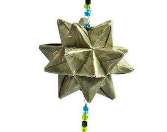 TABLE CRNTERPIECE Modular ORIGAMi Star Centerpiece Decoration