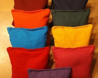 Règlement de haute qualité Cornhole bag Sacs de lancer