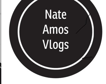 Nate Amos vlogs stickers