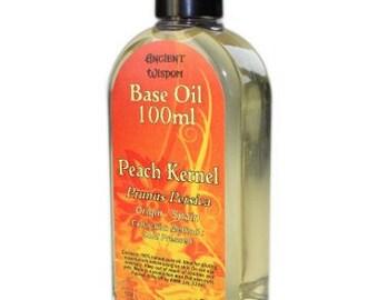 Peach Kernel 100ml Base Oil