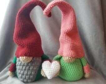 Couple Gnome Set