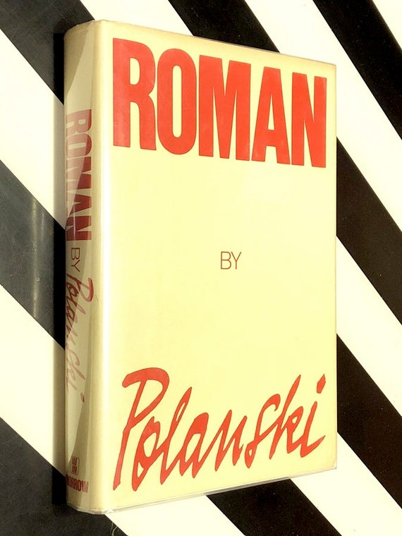 Roman by Polanski by Roman Polanski (1984) first edition book