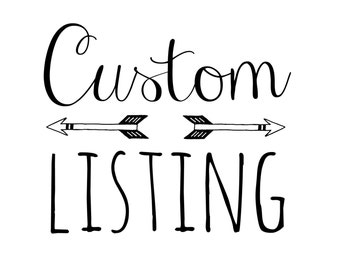 Custom Sign Order, Personalized Sign, Hand-Painted Signs, Wooden Signs