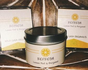 Aromatherapy Candle & Wax Melts