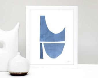 Contemporary Wall Art, Abstract Art Print, Minimalist Art, Abstract Modern Art