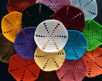 Handmade Crochet/Crochet applications