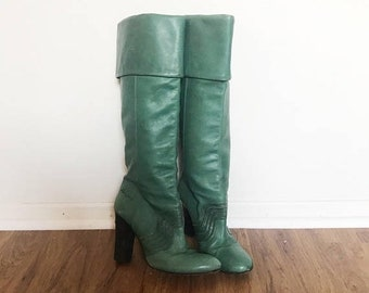 SHOP SALE Jade Miss Sixty Tall Boots 39