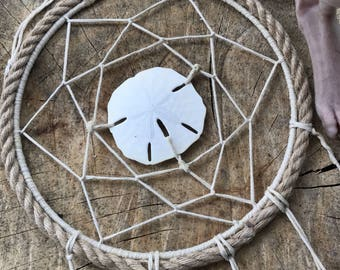Beach dream catcher