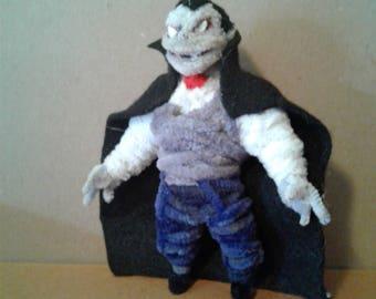 Fuzzy Figures: Dracula